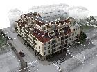 Жилищна сграда с апартаменти, ателиета, магазини